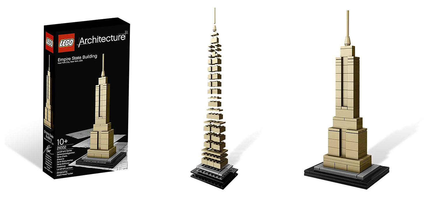 Lego Architecture Empire State Building More Information