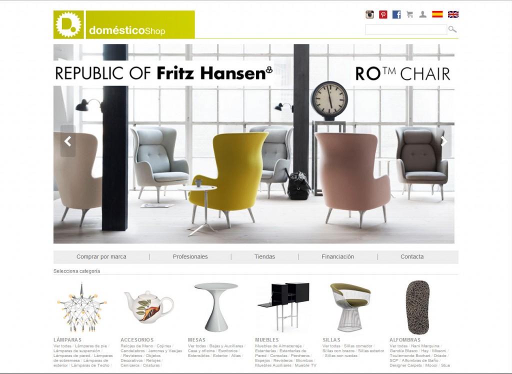 e-shops mobiliario