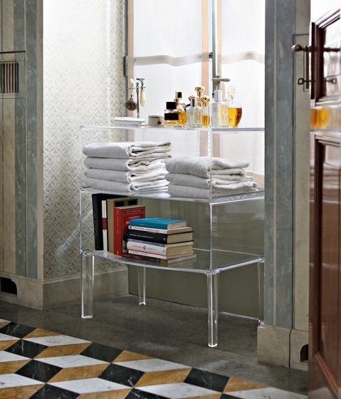 muebles transparentes