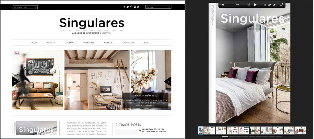 magazines digitales