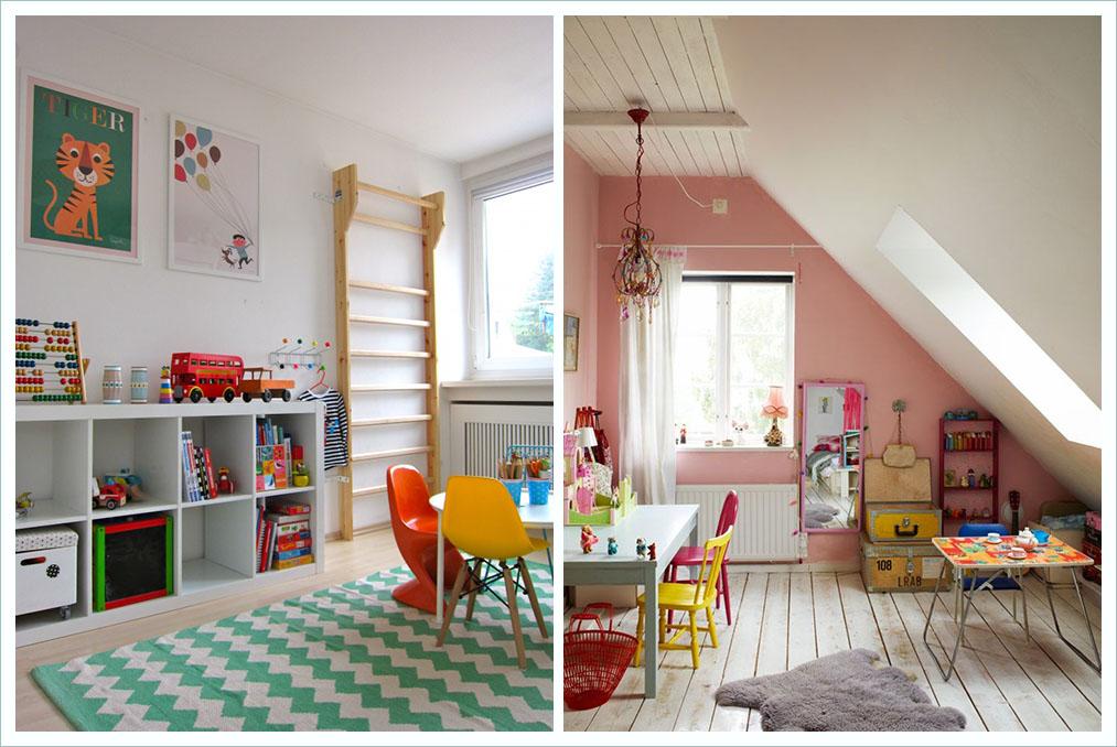 espacios infantiles