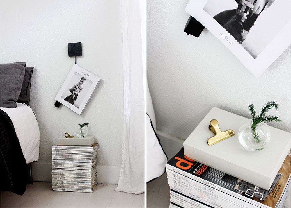 organizar revistas