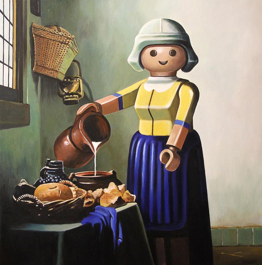 Playmobil - Pierre-Adrien Sollier