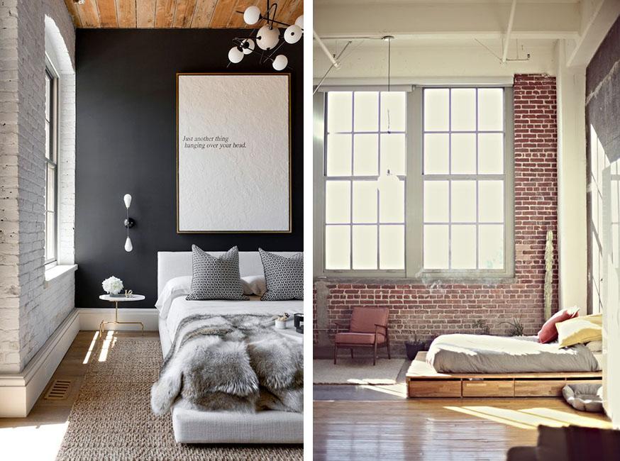 paredes de ladrillo