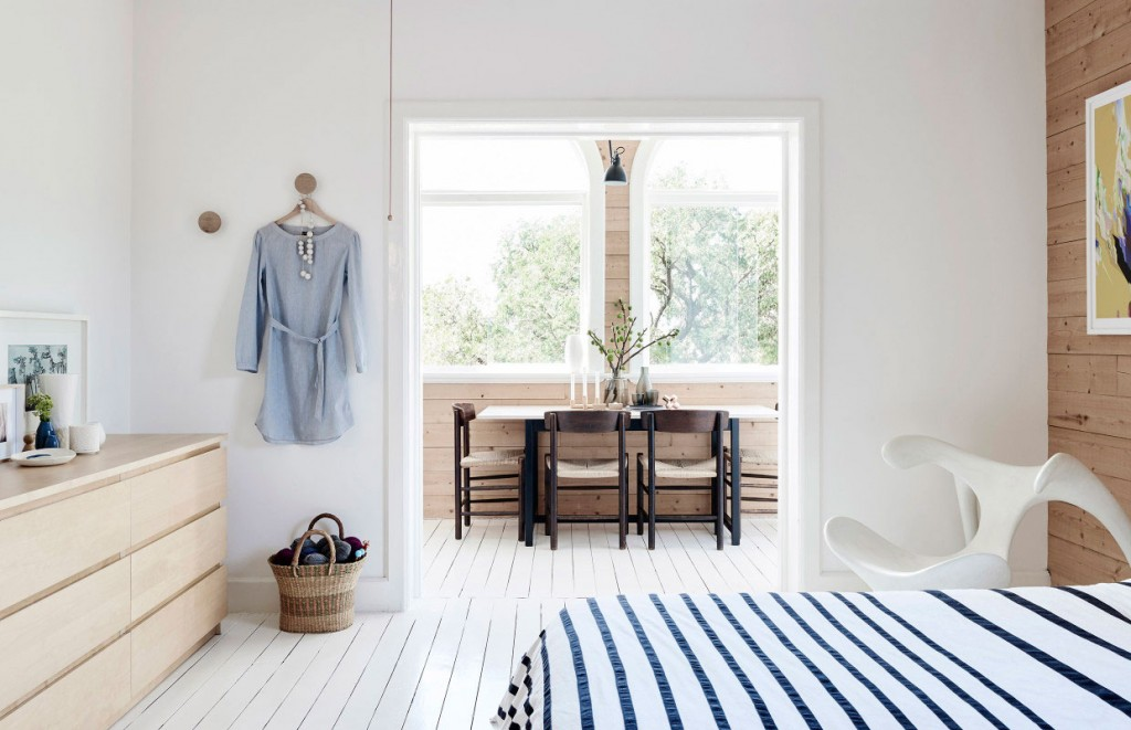 Un apartamento australiano con sabor escandinavo