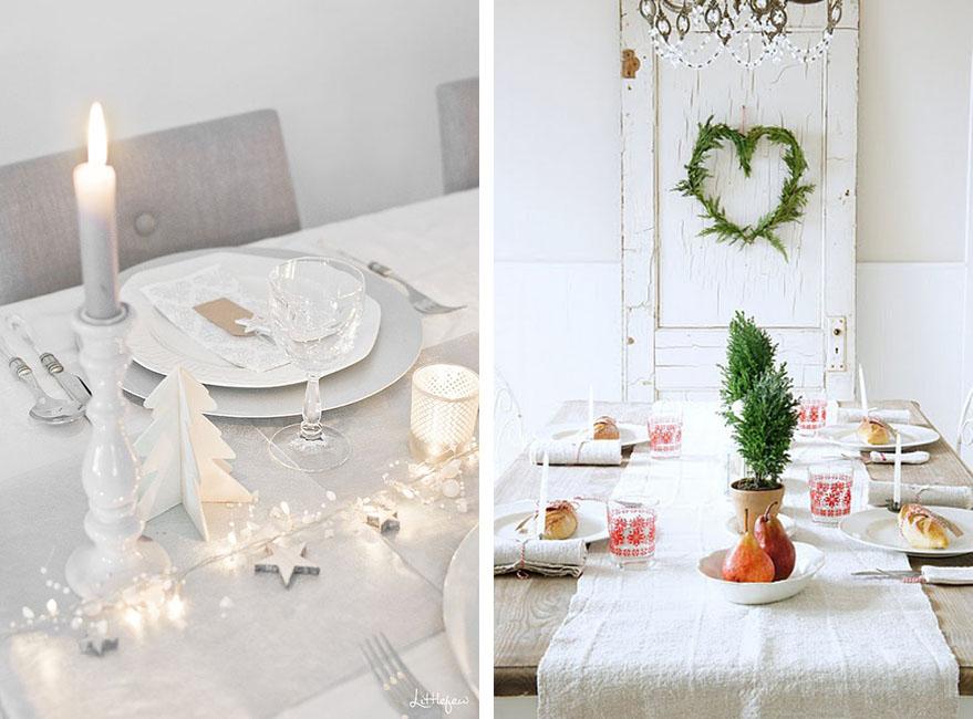 navidades blancas