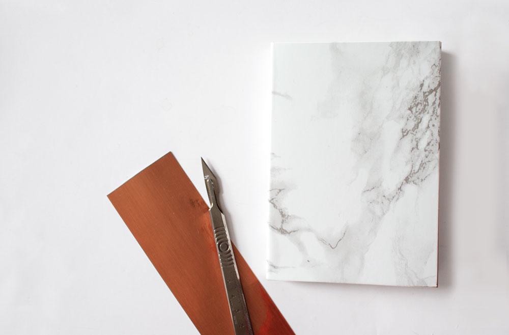 encuadernaciones en mármol y cobre
