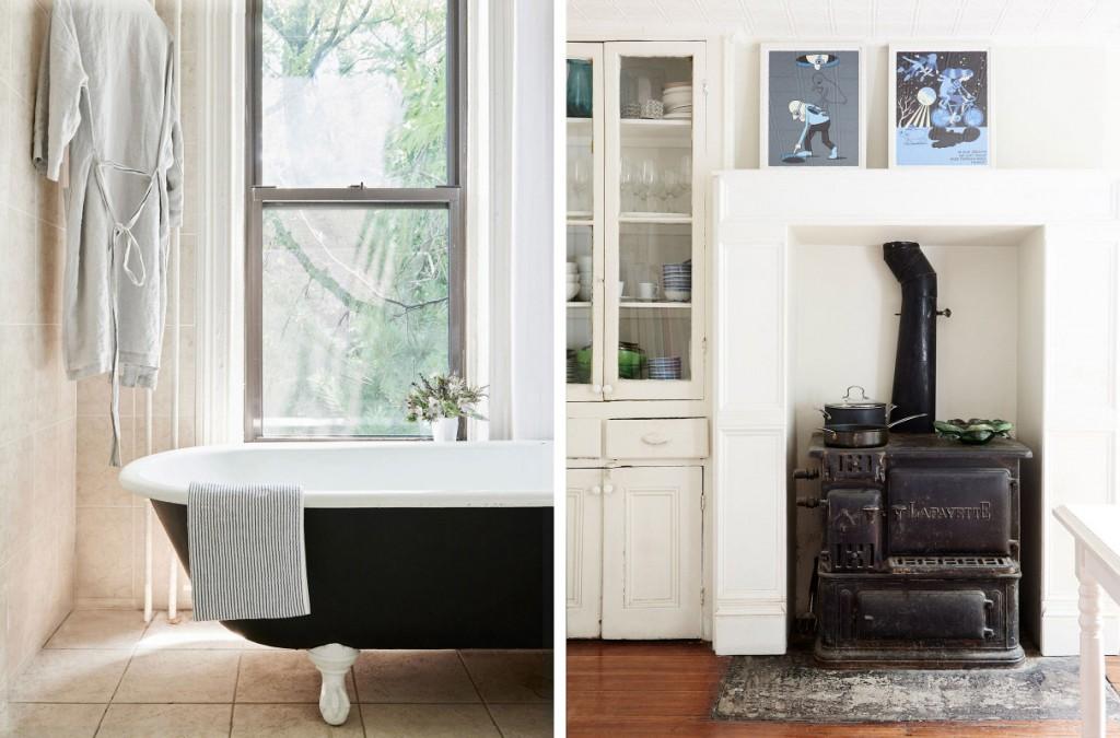 vivienda de estilo clásico