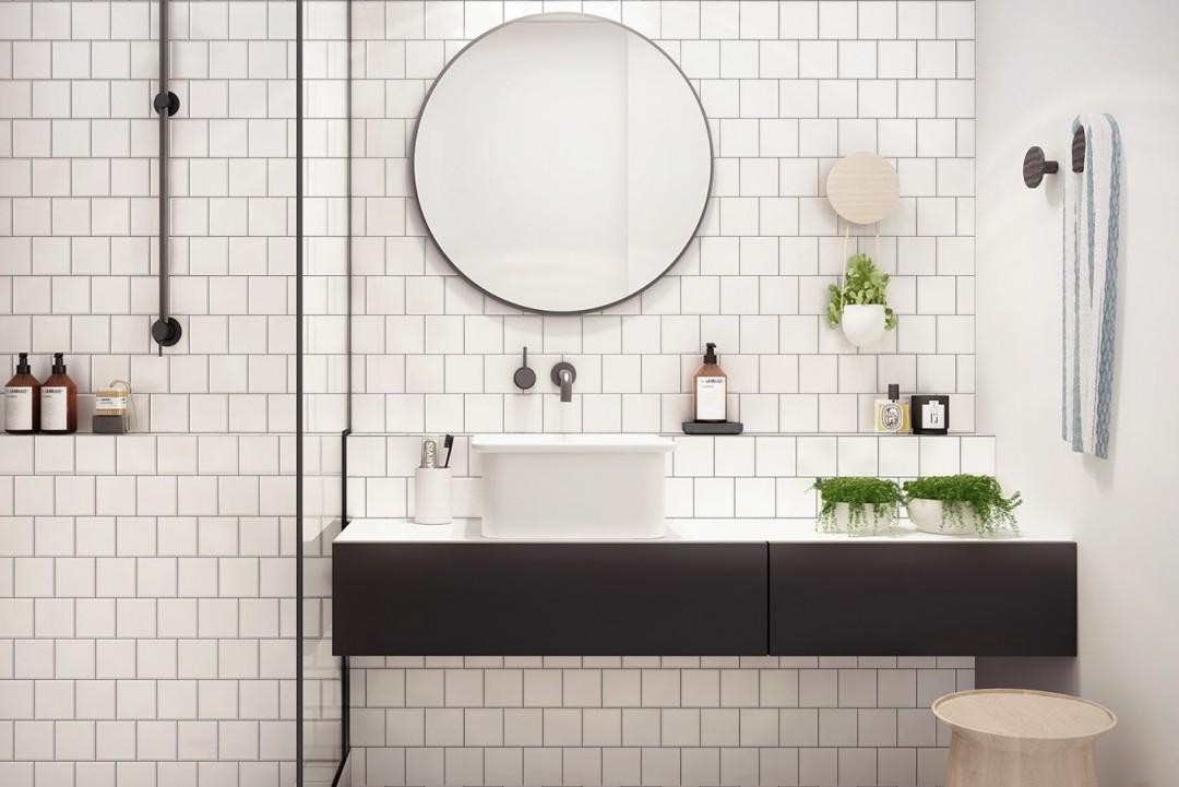7 ideas para decorar el baño con mucho estilo - Noveno Ce