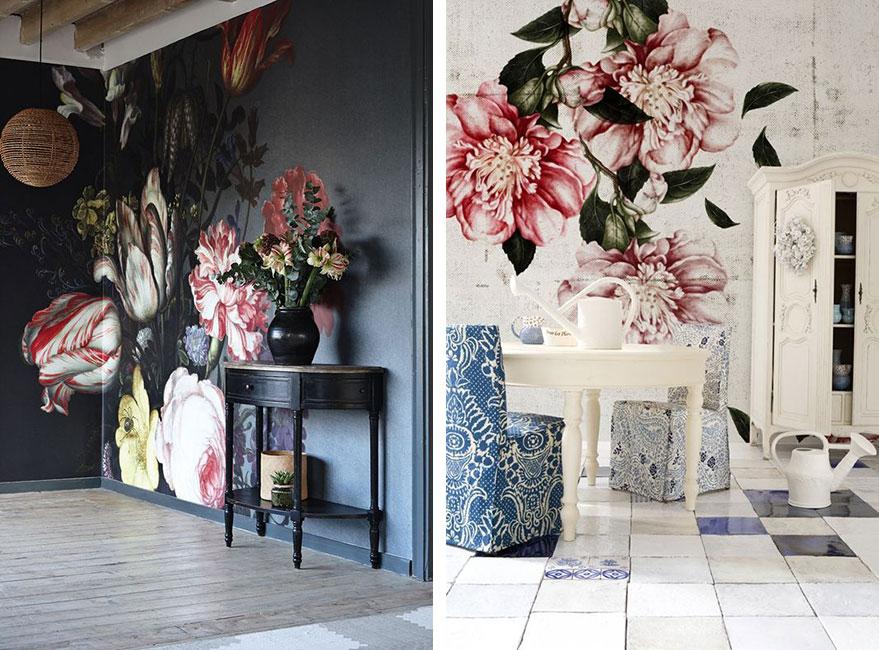 Fotomurales de gran tamaño para decorar las paredes