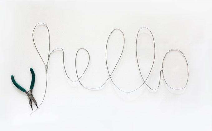 letreros con tubos de neón