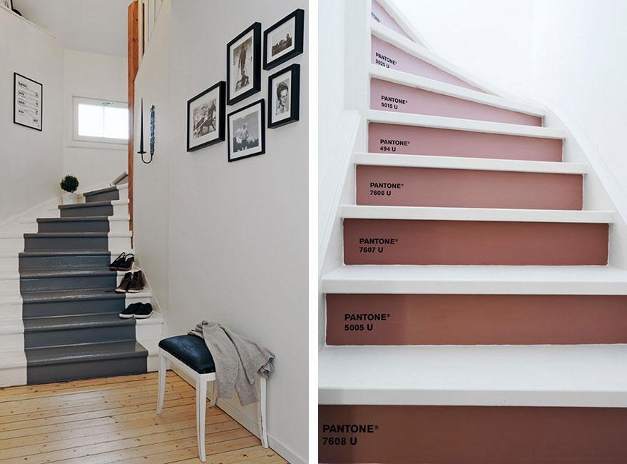 actualizar las escaleras