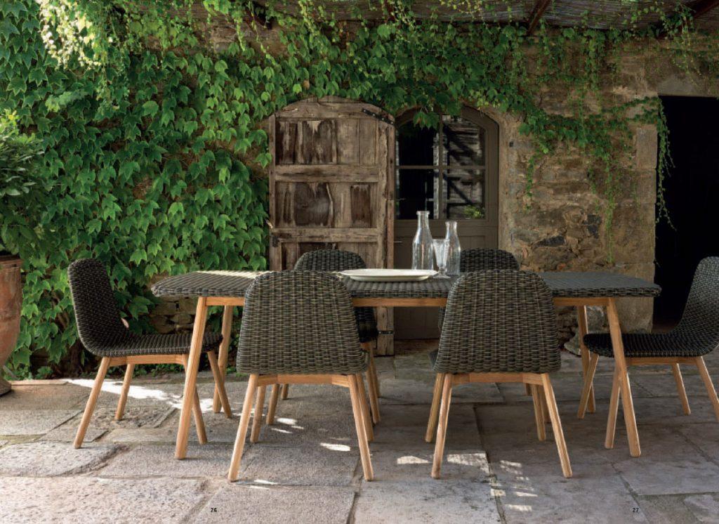 Cómo crear un comedor exterior según tu estilo decorativo ...