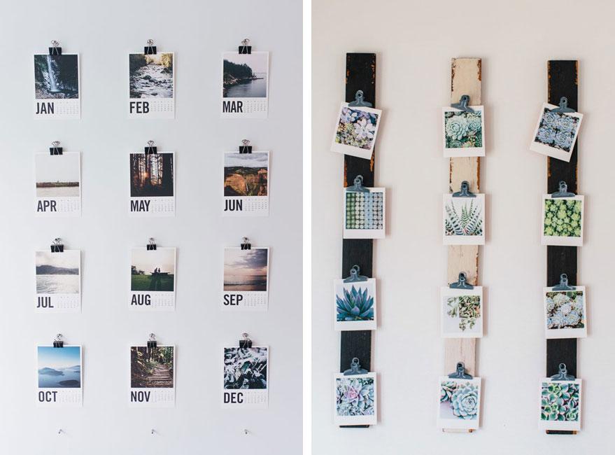 exponer fotografías
