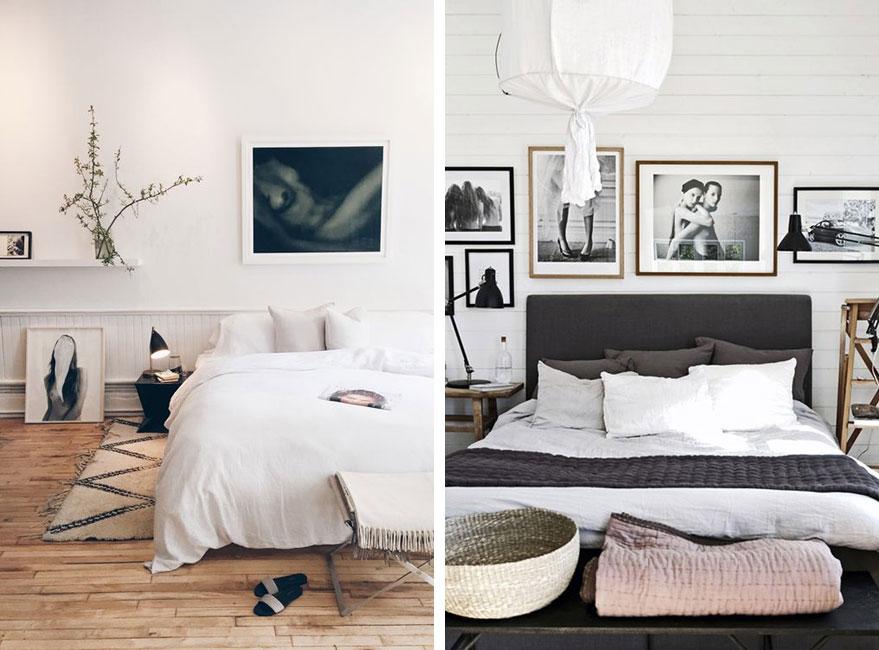 dormitorio otoñal