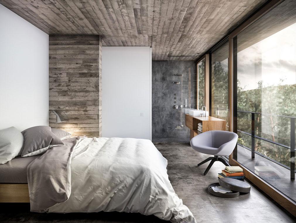 Paneles de madera para revestir paredes y techos - Noveno Ce