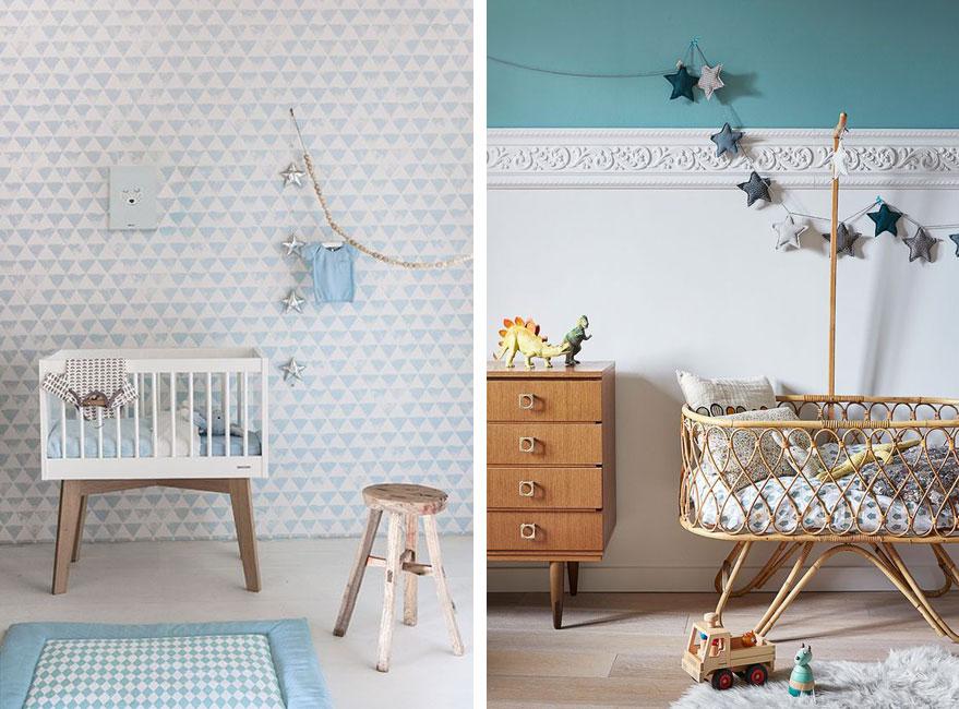 habitación del recién nacido