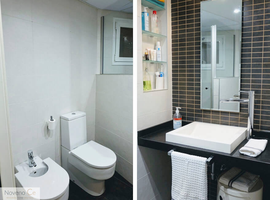 renovar el aspecto del baño