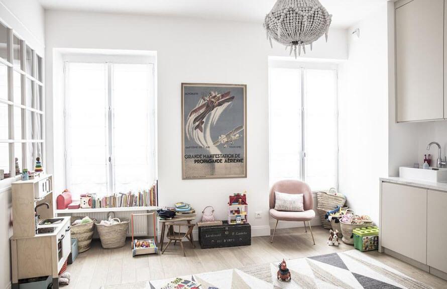 apartamento parisino