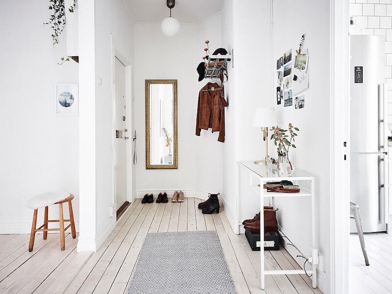 10 muebles perfectos para decorar un recibidor pequeño - Noveno Ce