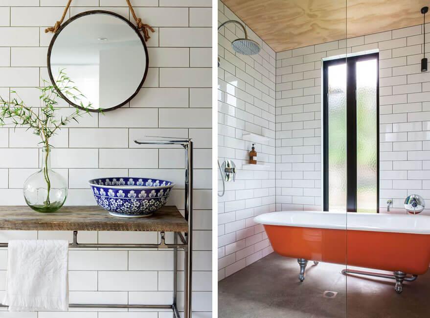 actualizar el baño