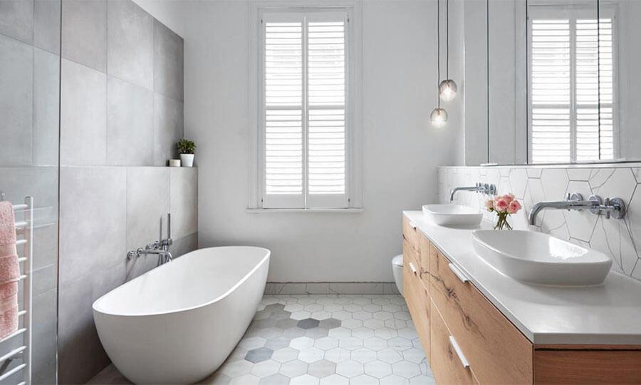 Azulejos para el baño, cómo elegir los más adecuados - Noveno Ce