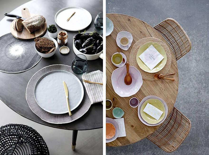 3 tipos de mesas redondas perfectas para el comedor - Decoracion