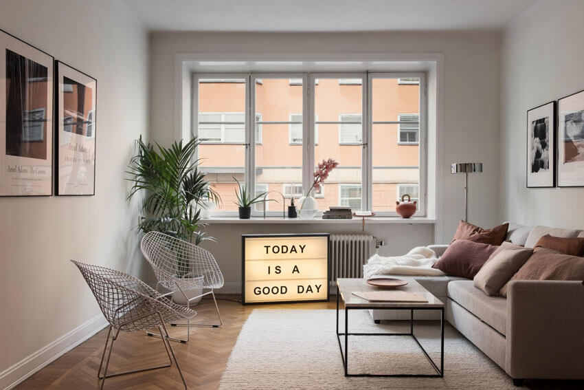 apartamento nórdico