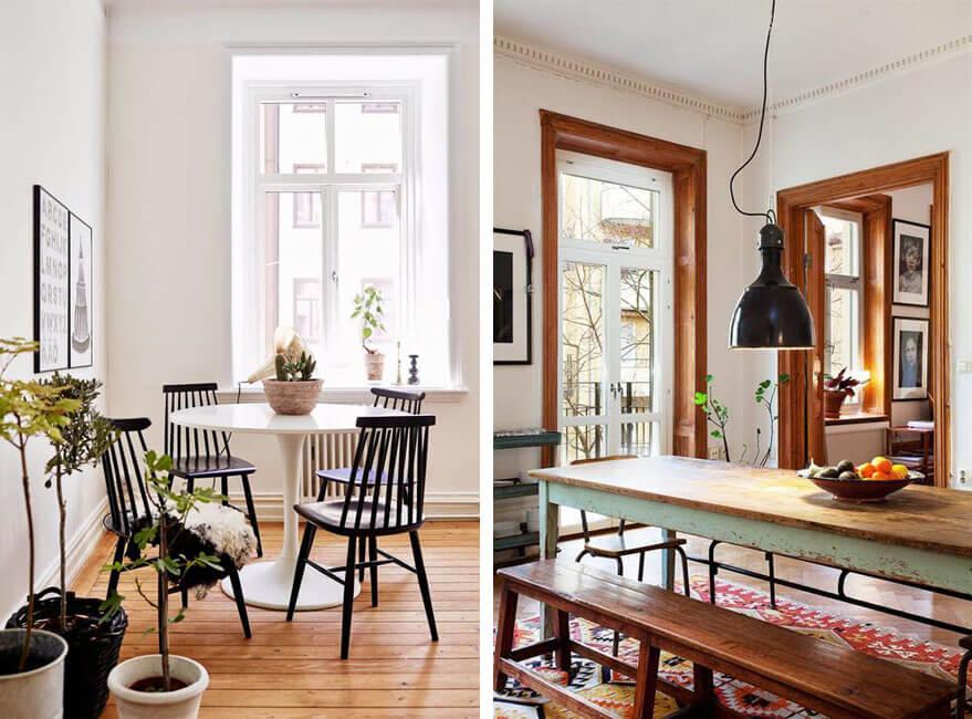 4 fantásticas ideas para decorar la mesa de comedor - Noveno Ce