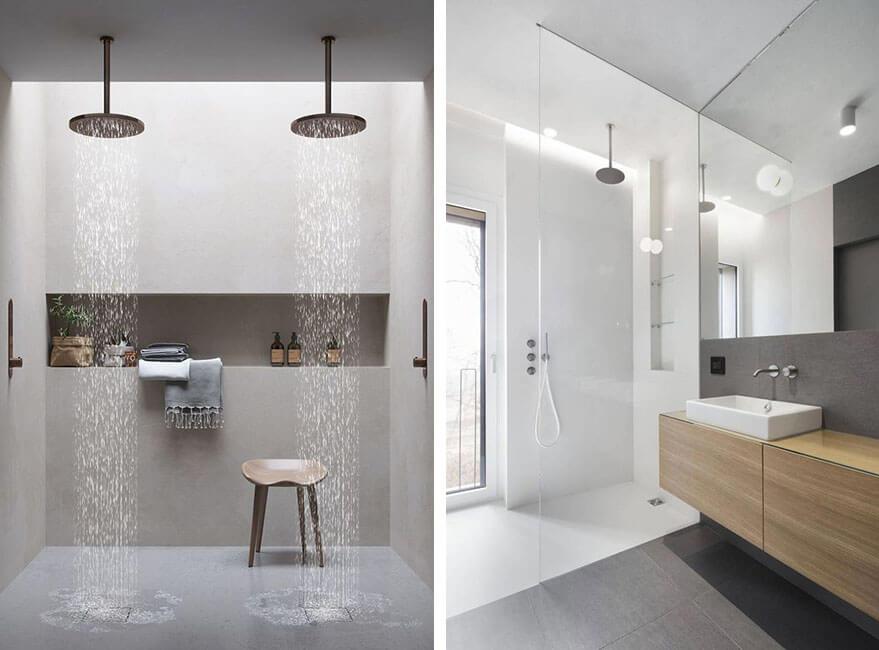 Cuáles son los platos de ducha más adecuados para tu baño
