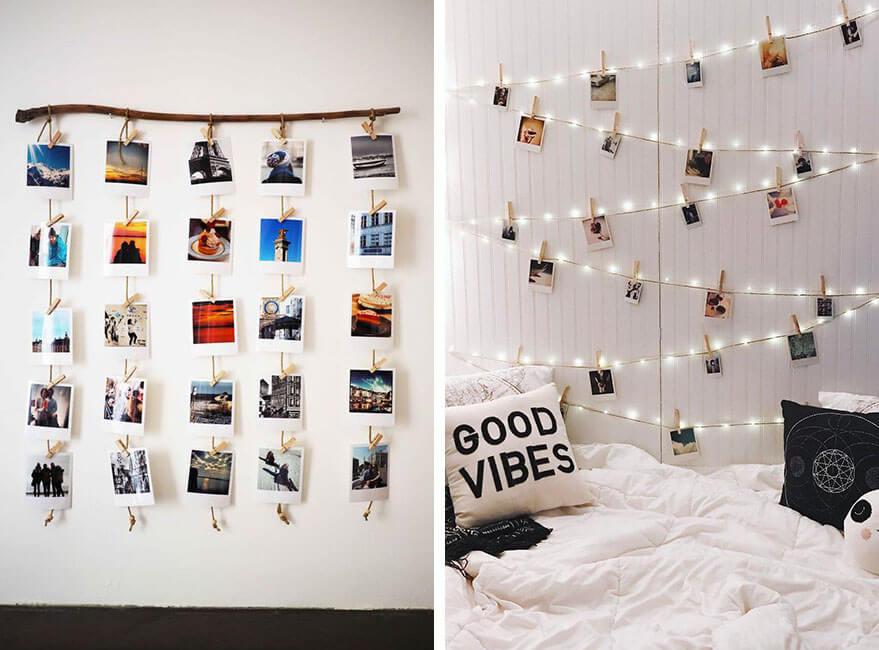 Descubre las 5 tendencias para decorar tus paredes con fotos
